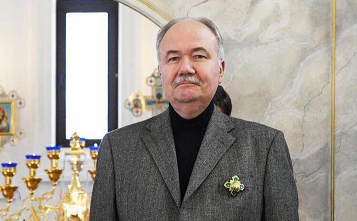 Сергей Малюков