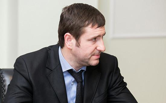 Владелец ОАО «Волгоградский металлургический комбинат «Красный Октябрь» ДмитрийГерасименко
