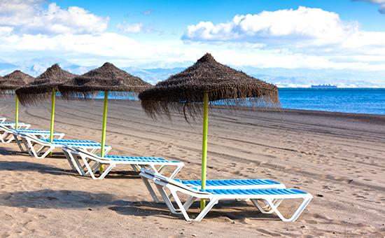 Пляж Каталонии, Испания