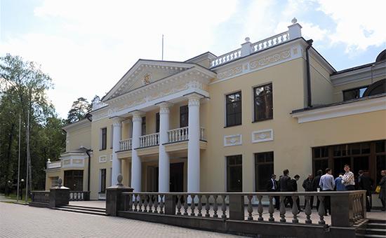Резиденция президента России в «Ново-Огарево»