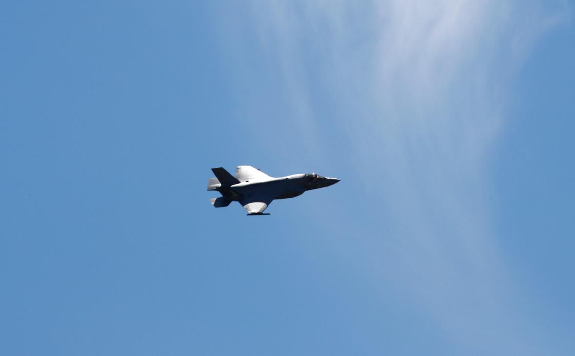 Истребитель-бомбардировщикF-35
