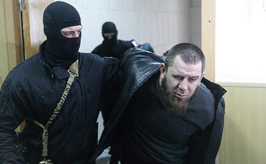 Темирлан Эскерханов, подозреваемый в убийстве политика Бориса Немцова