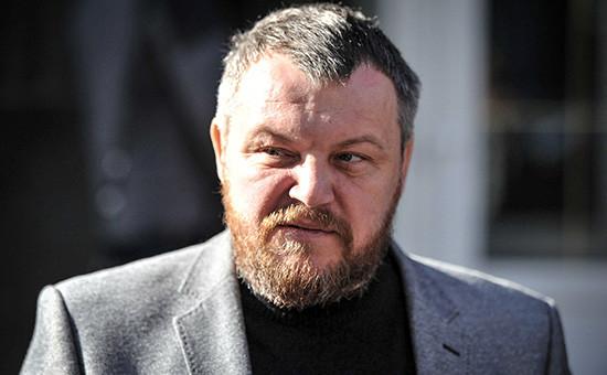 Экс-спикер парламента ДНР АндрейПургин