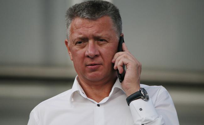 Президент Всероссийской федерации легкой атлетики (ВФЛА) Дмитрий Шляхтин