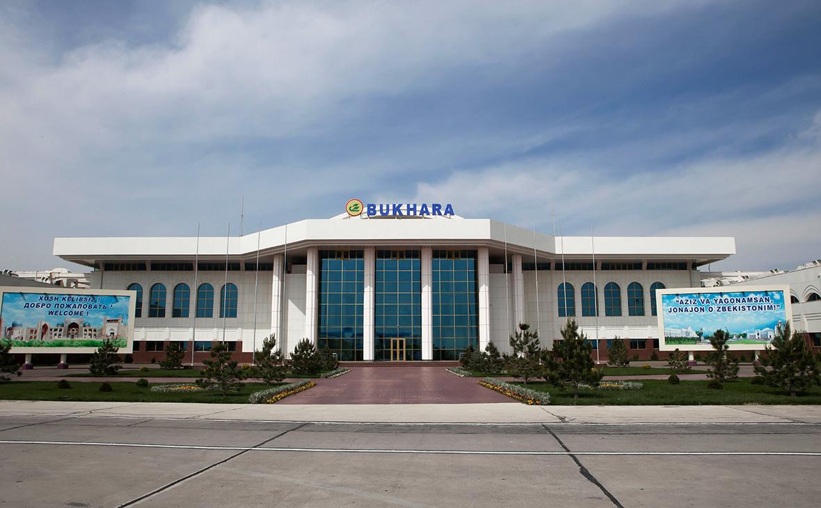 Аэропорт Бухара