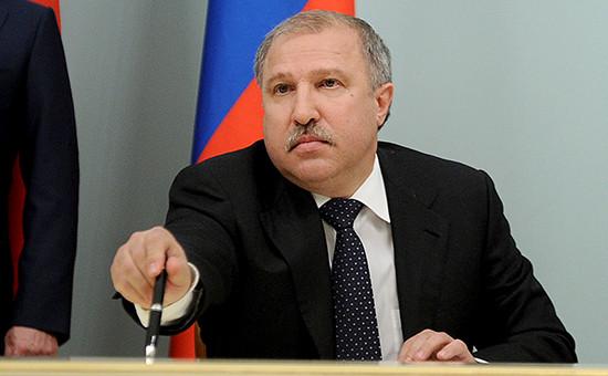 Владелец ННК Эдуард Худайнатов