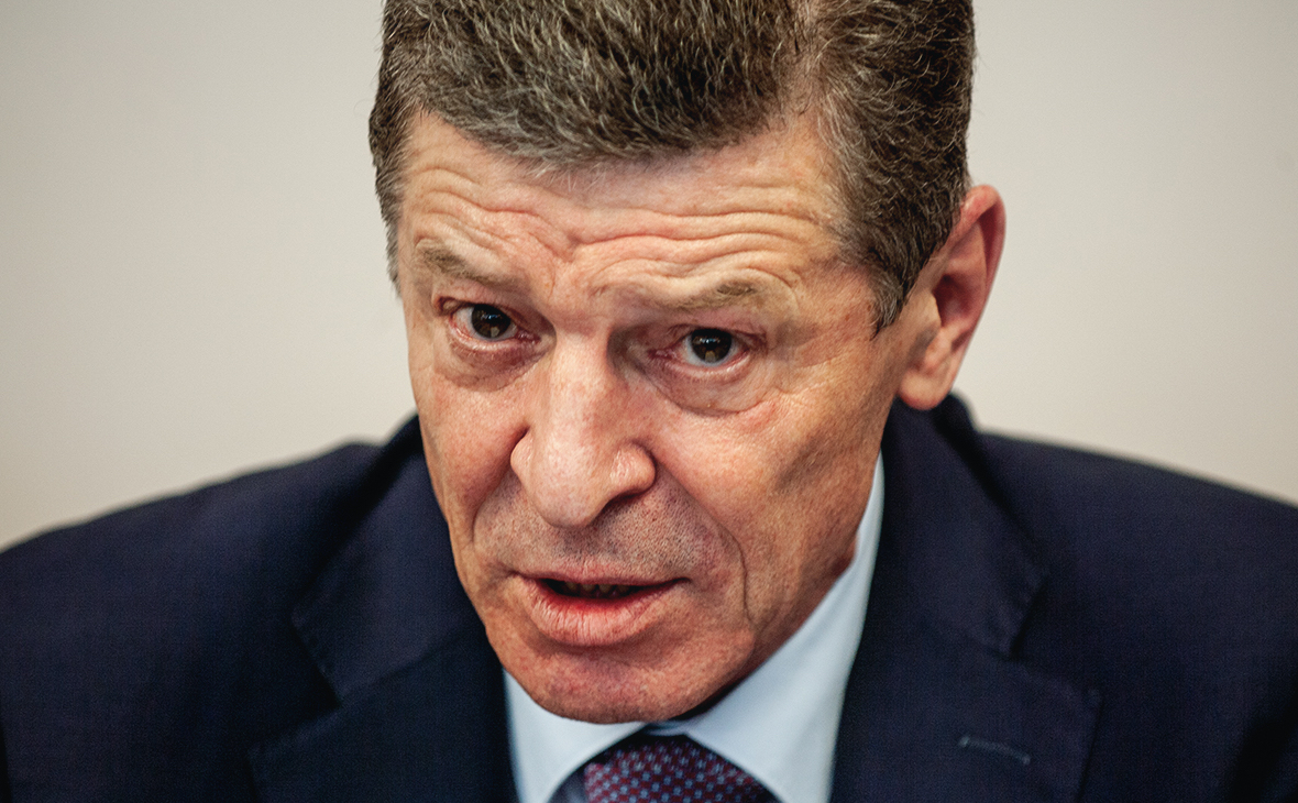 Козак заявил о коррупционных рисках законопроекта для «списка Белоусова»