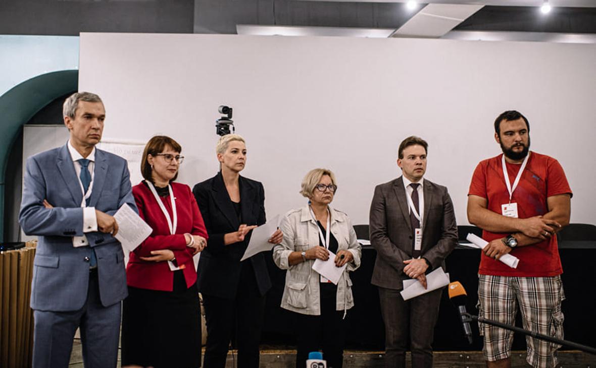 Координационный совет белорусской оппозиции