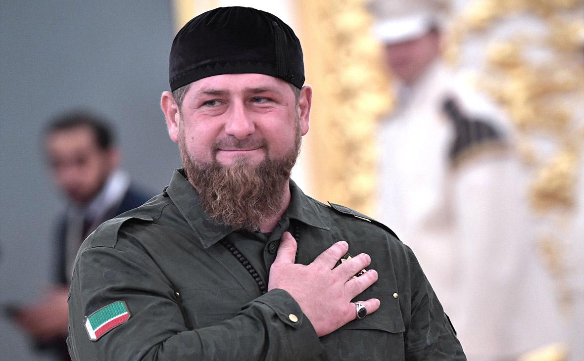 Глава Чеченской Республики Рамзан Кадыров. Дотация региону составит 27 млрд руб.