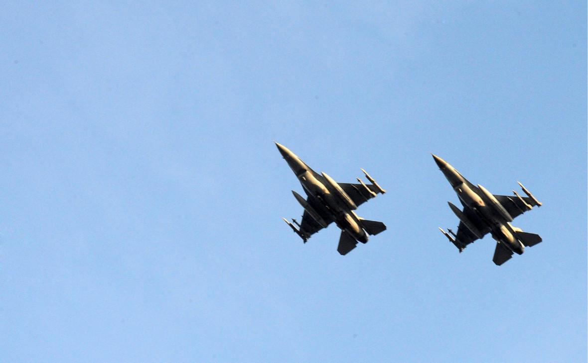 БельгийскиеF-16