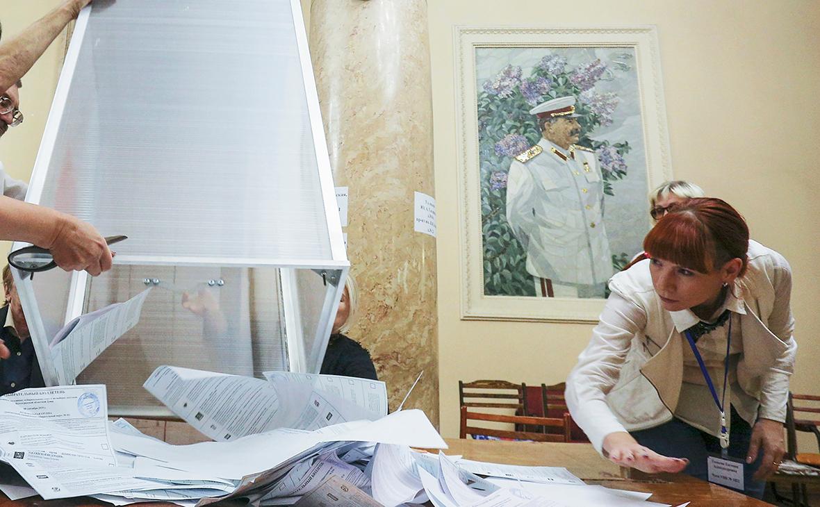 Фото: Дмитрий Рогулин / AP