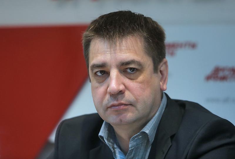 Председатель Комитета по природным ресурсам Ленинградской областиЕвгений Андреев