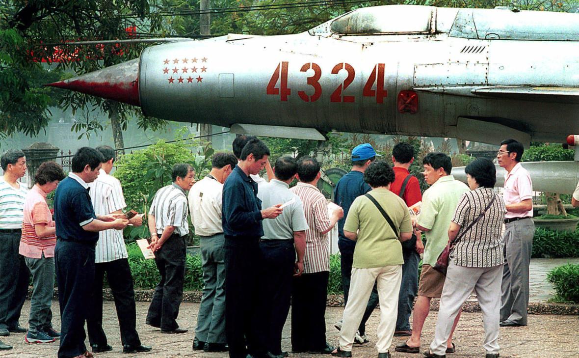 Военные Вьетнама не подтвердили обнаружение останков советского летчика