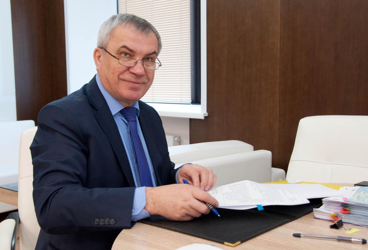 Ректор НГУ Михаил Федорук— уроженец Коченевского района Новосибирской области
