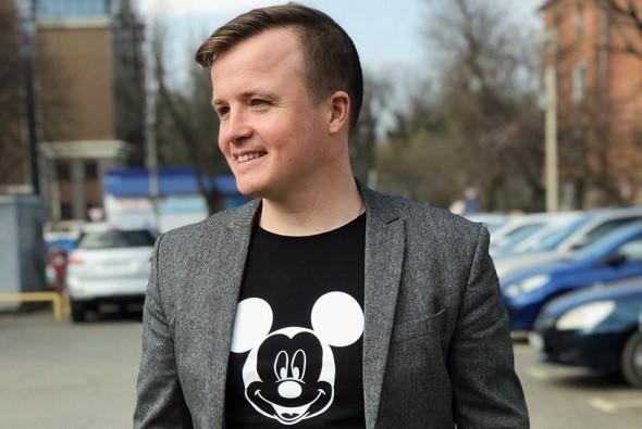 """Генеральный директор МТРК """"Краснодар"""" Максим Жмутский"""