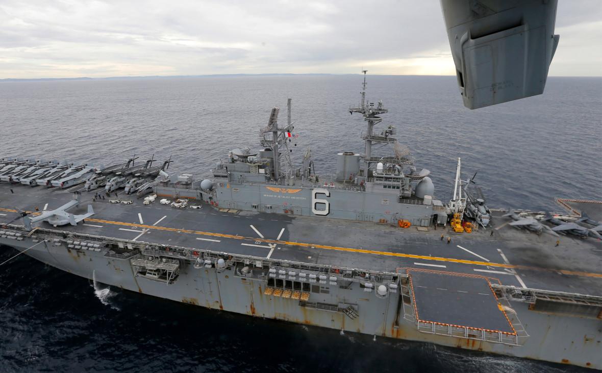 Эксперты заявили о потере США военного превосходства в Тихом океане