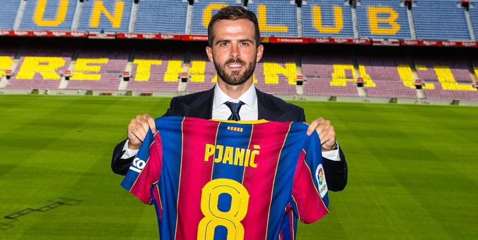 Фото:«Барселона»