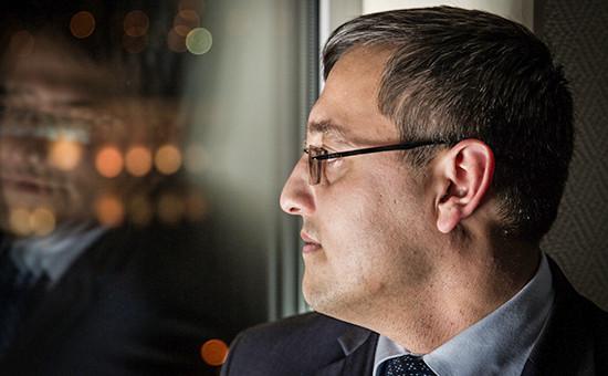 Директор департамента коллективных инвестиций и доверительного управления Центрального банка РФ Филипп Габуния