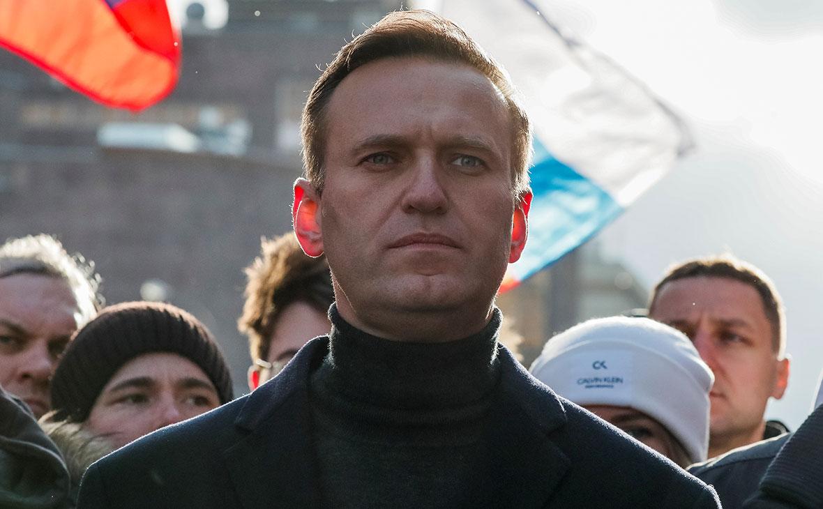 Le Monde узнала о девяти фигурантах санкций ЕС из-за Навального