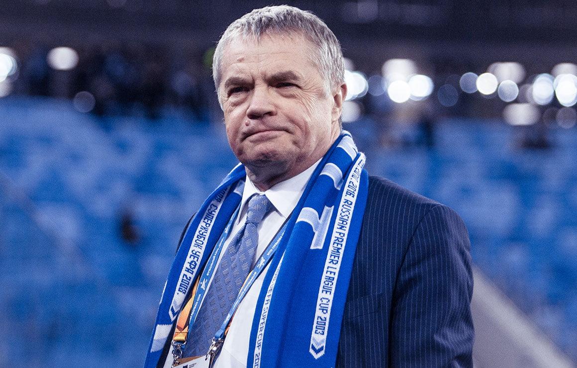 Генеральный директор футбольного клуба «Зенит» Александр Медведев