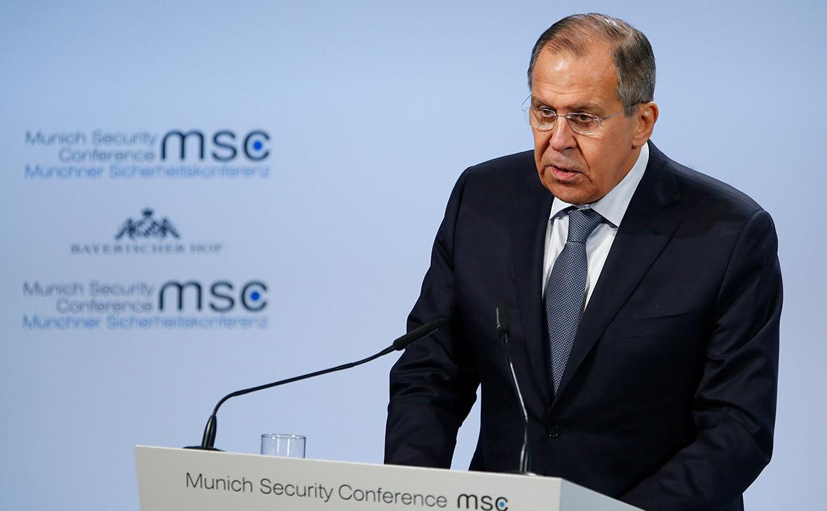 Лавров назвал «трепотней» доклад о вмешательстве России в выборы в США