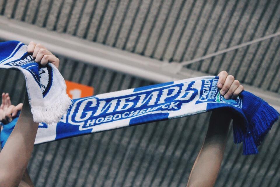 Фото: vk.com/fc_sibir