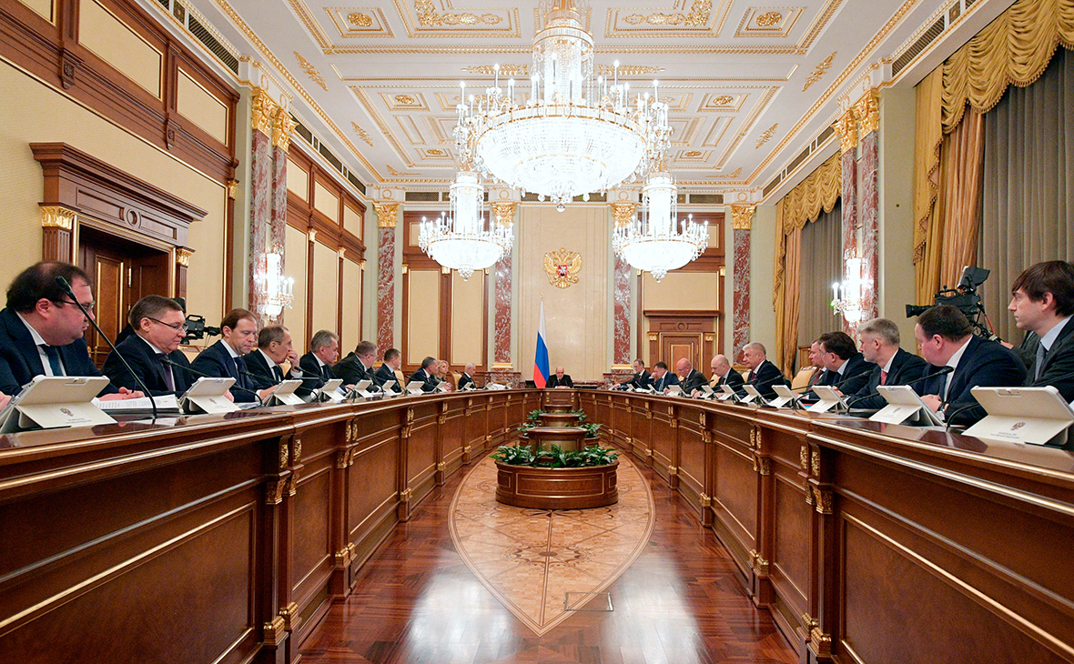 Фото:Александр Астафьев / «РИА Новости»