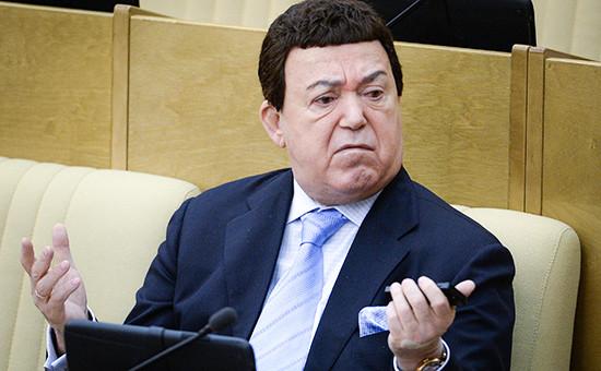 Депутат Госдумы Иосиф Кобзон