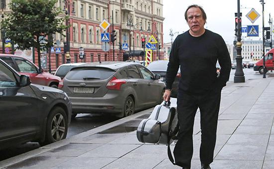 Художественный руководитель Санкт-Петербургского Дома музыки Сергей Ролдугин