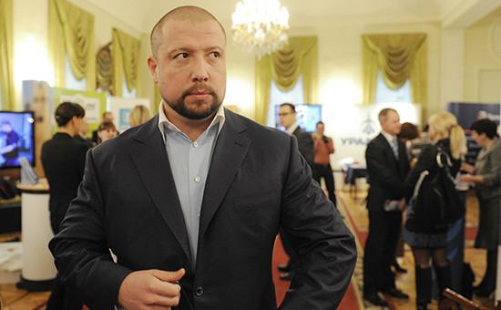 Экс-председатель совета директоров банка «Траст» Илья Юров