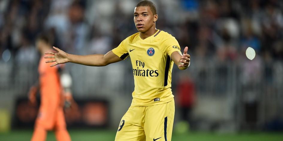 СМИ анонсировали переход футболиста «ПСЖ» в «Реал» за €200 млн