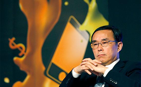 Глава China Telecom Чан Сяо Бин