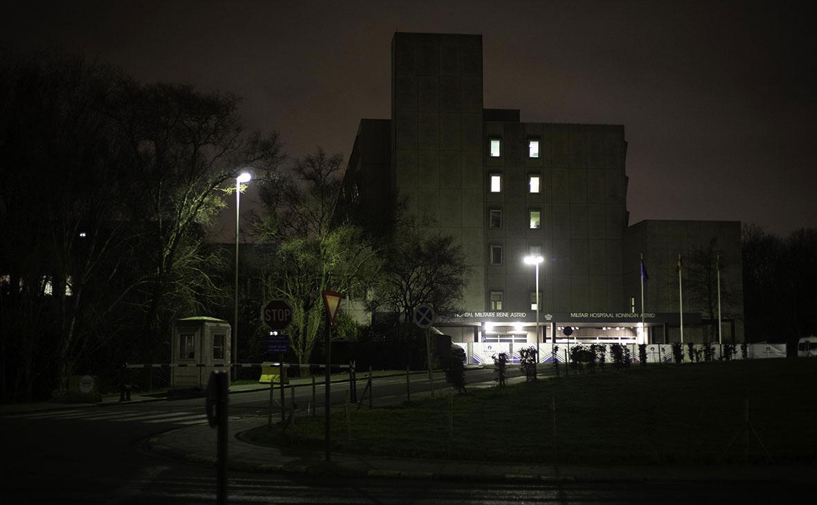 Военный госпиталь им. Королевы Астрид