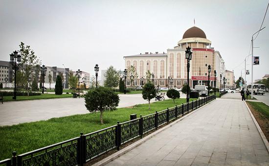 Грозный. Управление судебного департамента при Верховном суде РФ в Чеченской Республике