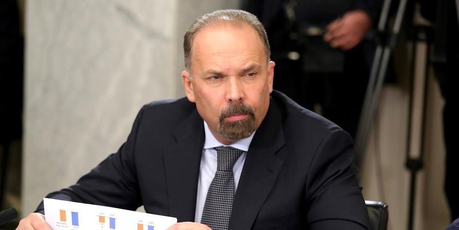 Глава Минстроя России Михаил Мень