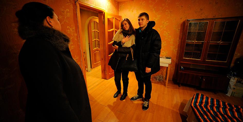 Осмотр квартиры перед сдачей в аренду