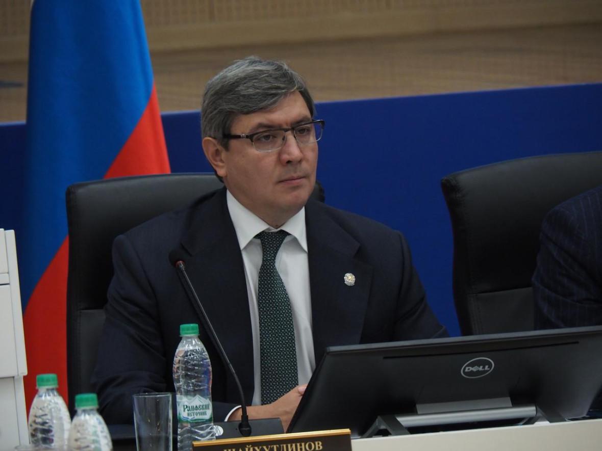 Роман Шайхутдинов, министр информатизации и связи РТ