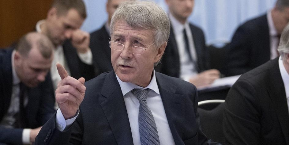 Глава попечительского совета РФС Леонид Михельсон