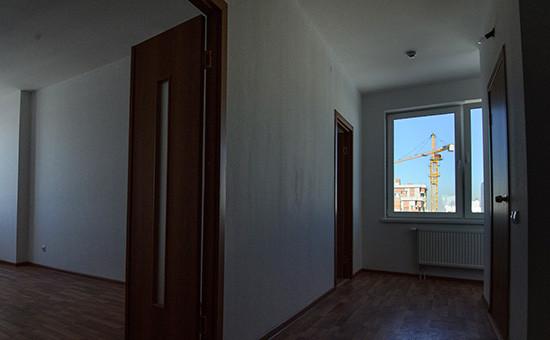 Одна из квартир в новом жилом доме