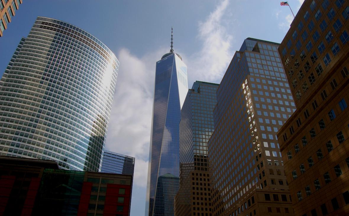 Goldman Sachs Tower, Нью-Йорк, США