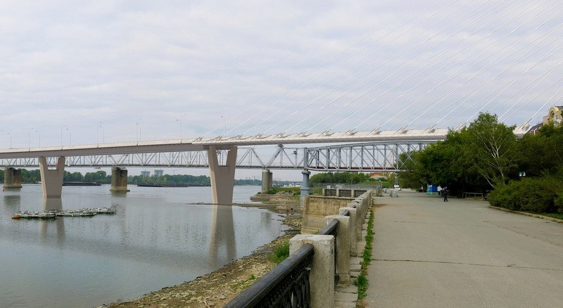Новосибирская область добавит 6 млн руб. на заключение концессии по мосту