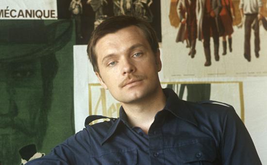 Олег Видов. 1981 год