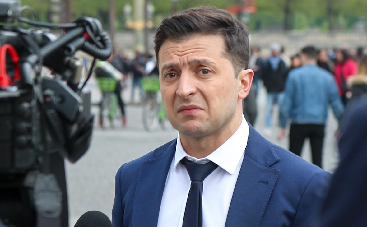 В штабе Порошенко предложили Зеленскому уйти работать в парламент
