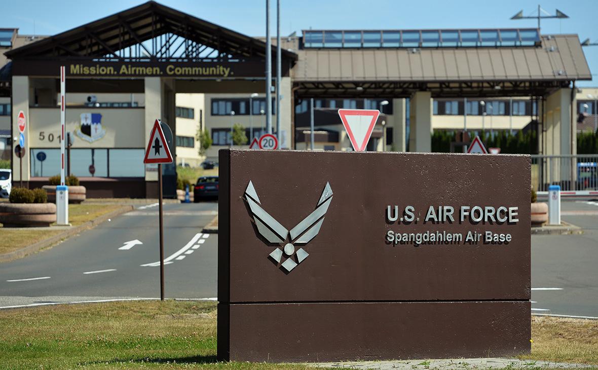 Авиабаза США в Германии, Спангдалем