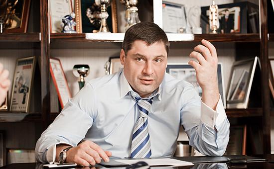 Президент, председатель правления Бинбанка Микаил Шишханов