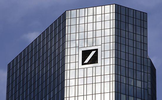 Штаб-квартираDeutsche Bank AG