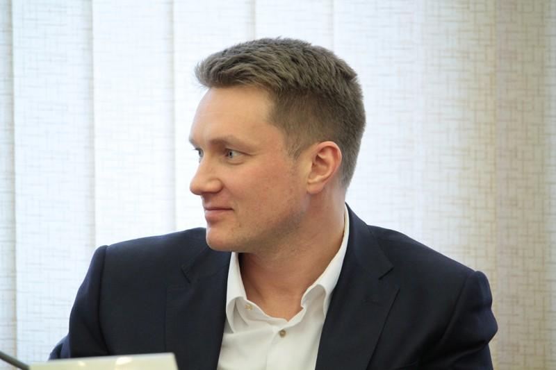 депутат ЕГД Олег Кагилев