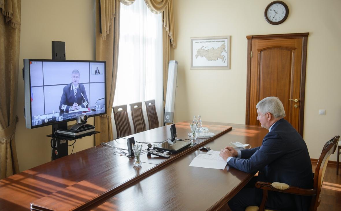 Фото:пресс-служба правительства Воронежской области