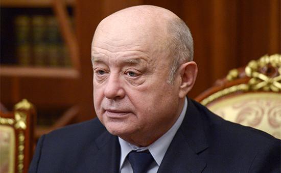 Экс-премьер РФ Михаил Фрадков