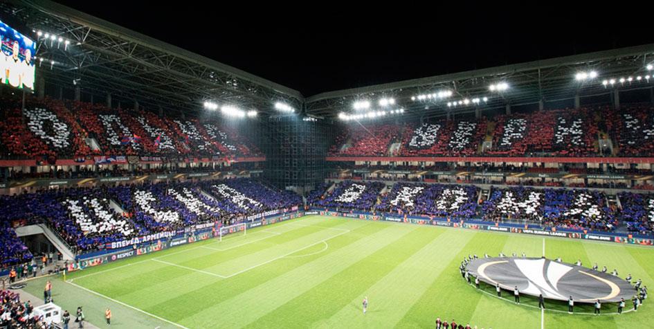 Фанаты ЦСКА ответили на обвинения в расизме от английских журналистов